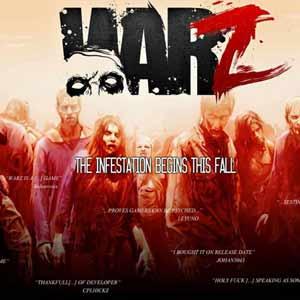 僵尸战争The WarZ/ WarZ正版+国区+全球+礼物+正规